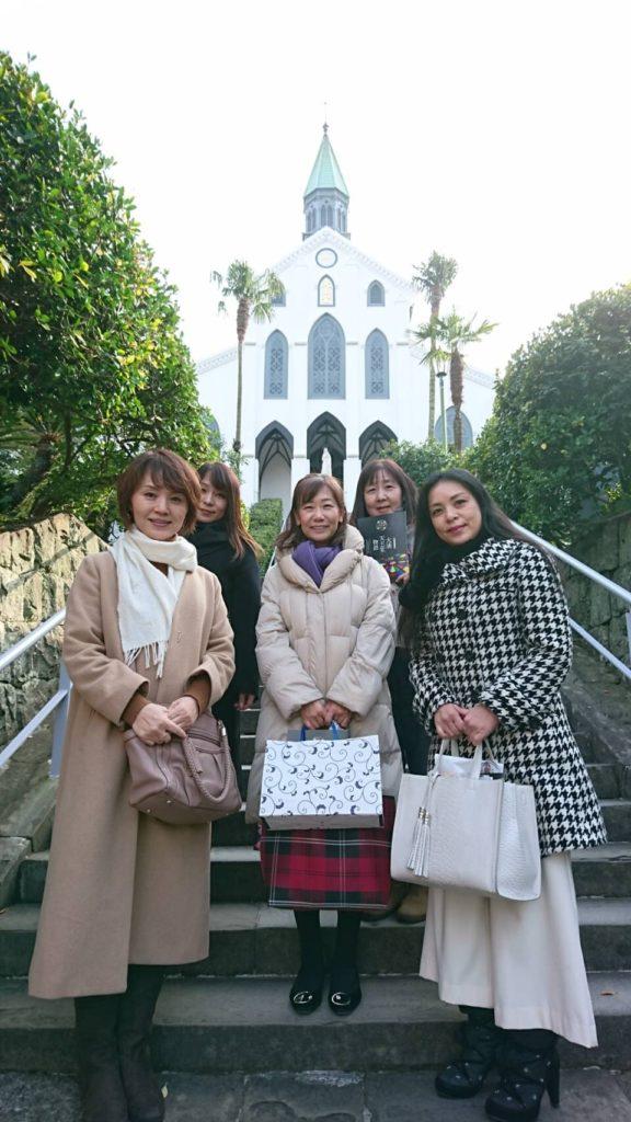 引き寄せの女神様と一緒の長崎の旅はやはり引き寄せの旅です。